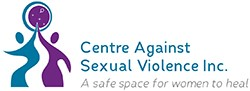 Centre Against Sexual violence organisation logo